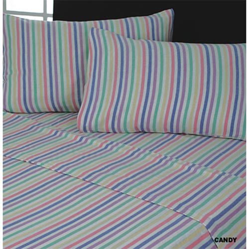 candy stripe sheet setlarge - Striped Sheets
